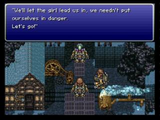 Screenshot Thumbnail / Media File 1 for Final Fantasy VI (Japan) [En by RPGOne v1.2b] [All Bug Fixes]